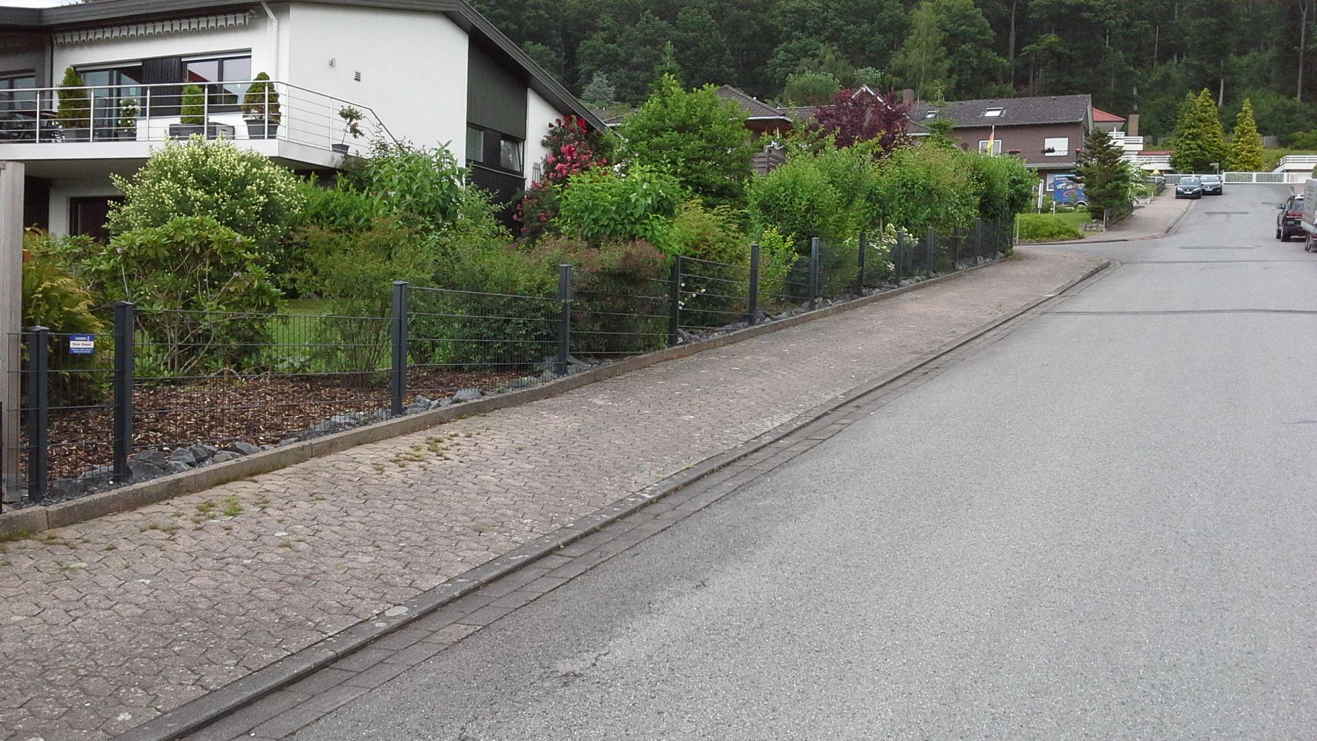 Stabgitterzäune – Stabiler Stabgitterzaun Hameln