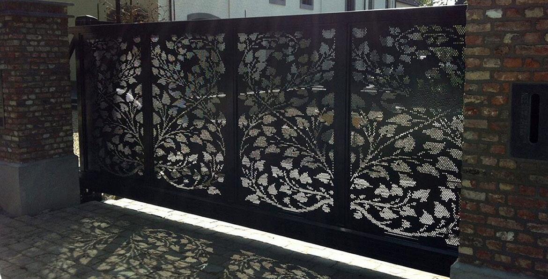 Ungewöhnlich Quadratische Zaun Stile Drahtrolle Zeitgenössisch ...